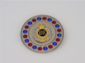 ROYAL CORPS OF ENGINEERS ( ROYAL ENGINEERS ) BROACH / BROOCH (SR/B)